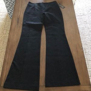 INC black flare pants
